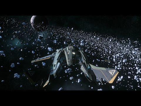 Star Citizen Gameplay magyarul #006 A Vanguard Harbinger balesete (Mercenary Mission) (Rtx 3080)4k