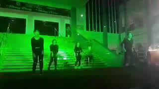 Nhảy Mashup Để Mị Nói Cho Mà Nghe - Đi Đu Đưa Đi - Solo   DSCĐ 4A.2 Trường CĐYT Tiền Giang