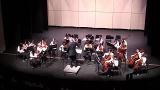Concerto Grosso Op.6 No.1:  I. A tempo giusto & II. Allegro -- G. F. Handel
