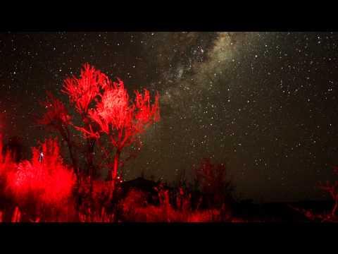 Night Sky in Australia Shorten version in FullHD