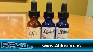 Ahlusion Review: Vurley, Wipeout Honeydew, Maple House Blend