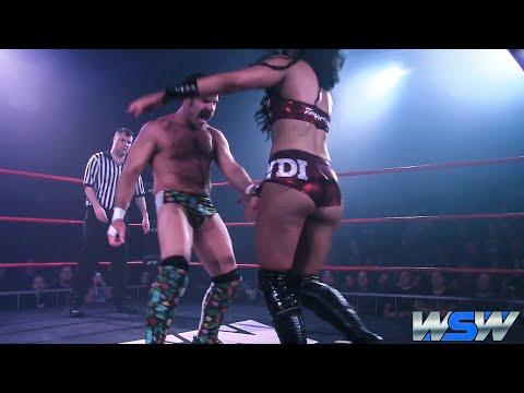 FULL MATCH - Joey Ryan vs Indi Hartwell: International Assault 2K19 Zero Fear
