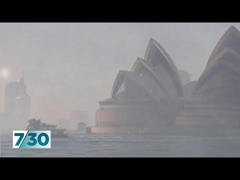 Bushfire smoke choking cities across the country | 7.30