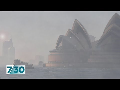 Bushfire Smoke Choking Cities Across The Country | 7.30