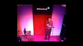 Stand-up comedy: Kővári Máté (Dumaszínház)