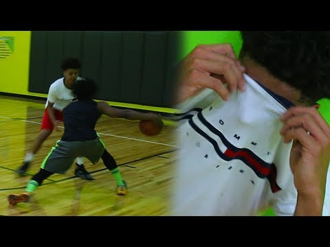 1 VS 1 BASKETBALL AGAINST A FAMOUS 2K YOUTUBER LOSER GETS THE WORST PUNISHMENT IN YOUTUBE HISTORY!!!