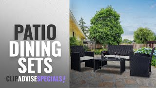 10 Best Patio Dining Sets [2018 Best Sellers] | Patio Furniture Sets
