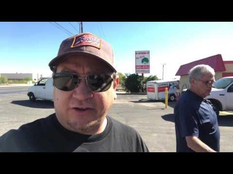 STORAGE AUCTION FUN IN TUCSON ARIZONA