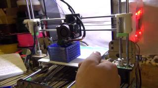 3D Printer Или как печатать PLA пластиком с тонкими стенками часть 2