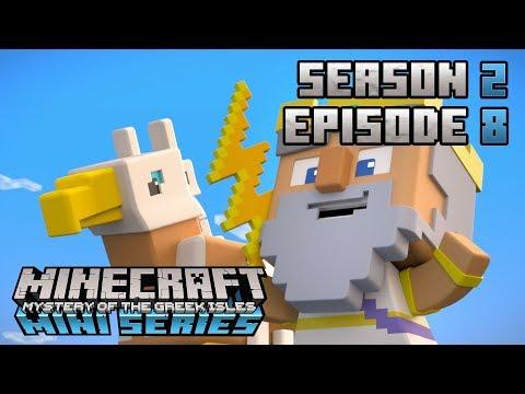 Poseidon's Last Play  Minecraft Mini Series: Season 2  Episode 8