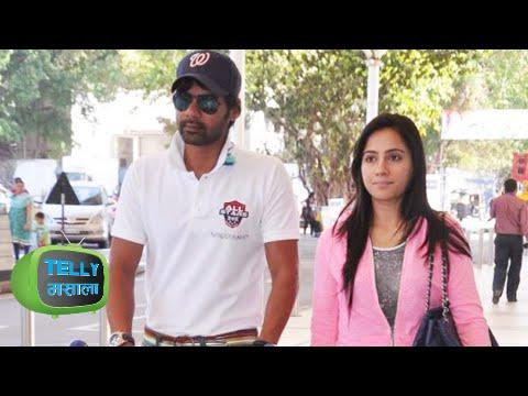 Shabbir Ahluwalia and Kanchi Kaul First Holiday Trip With Their New Born