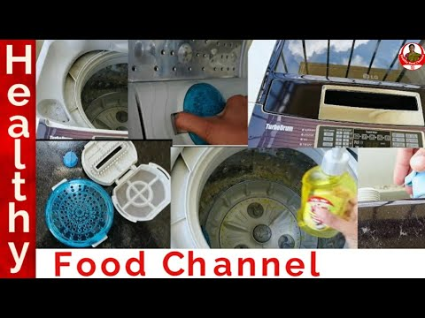 Washing machine maintenance tips in tamil | Healthy Food