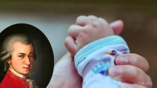 Mozart para bebês - Musica classica para bebe dormir e relaxar - Canção de Ninar  - Efeito Mozart