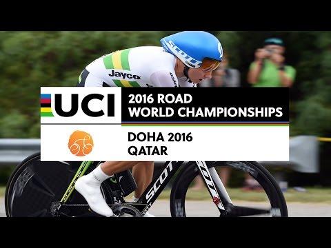 Women Elite Individual Time Trial - 2016 UCI Road World Championships / Doha (QAT)
