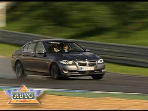 BMW Presents New 5 Series Sedan