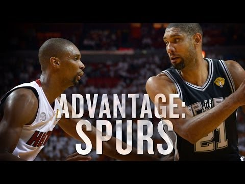 The Spurs' depth can derail a Heat three-peat (Daily Win)