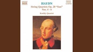 String Quartet No. 27 in D Major, Op. 20, No. 4, Hob.III:34: II. Un poco adagio e affettuoso
