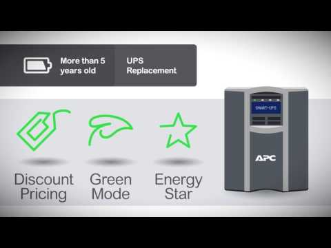 UPS LifeCycle - APC Partner Central