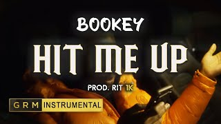 Bookey - Hit Me Up   Instrumental   GRM Daily