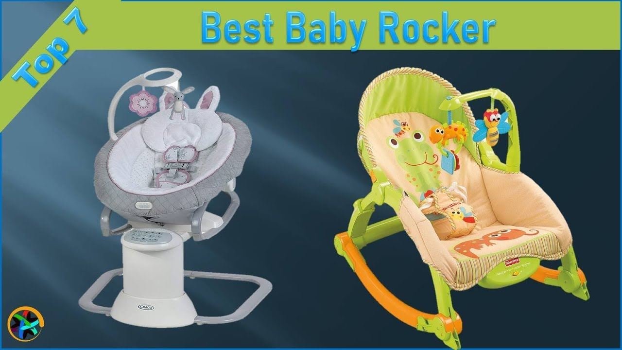 dd64595c8867 Best baby rocker   Top 7 best portable cheap automatic electric baby ...