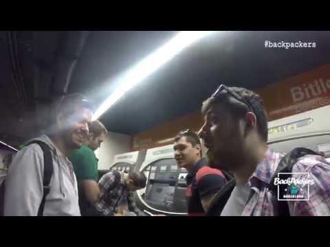 Backpackers - Episode: Barcelona