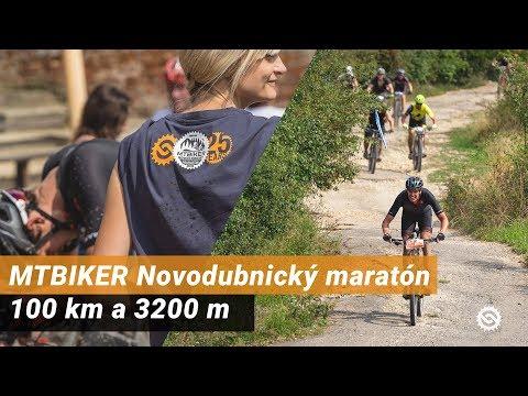 MTBIKER Novodubnický Maratón 100 Km A 3200 M
