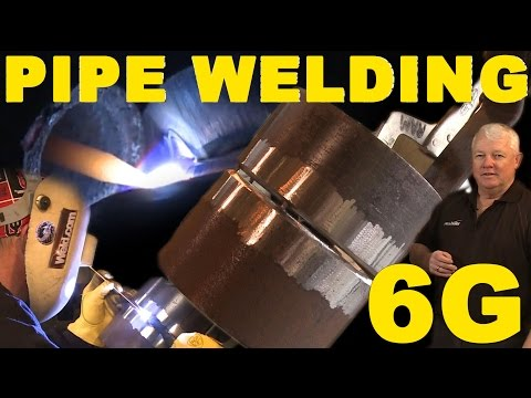 🔥 TIG Welding 6G Pipe Root Pass   TIG Time
