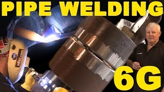 🔥 TIG Welding 6G Pipe Root Pass | TIG Time