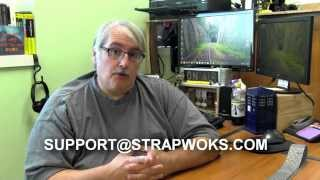 STRAPWORKS.COM You Asked For It #3: The 2 Inch Medical Clasp