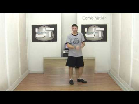 Adv-Beginner Tap Dance Combination 1 By Rod Howell