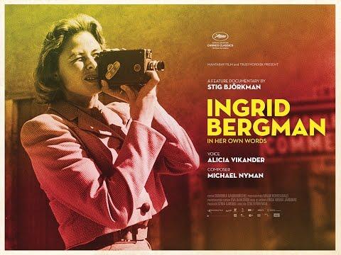 INGRID BERGMAN: IN HER OWN WORDS | Official UK Trailer