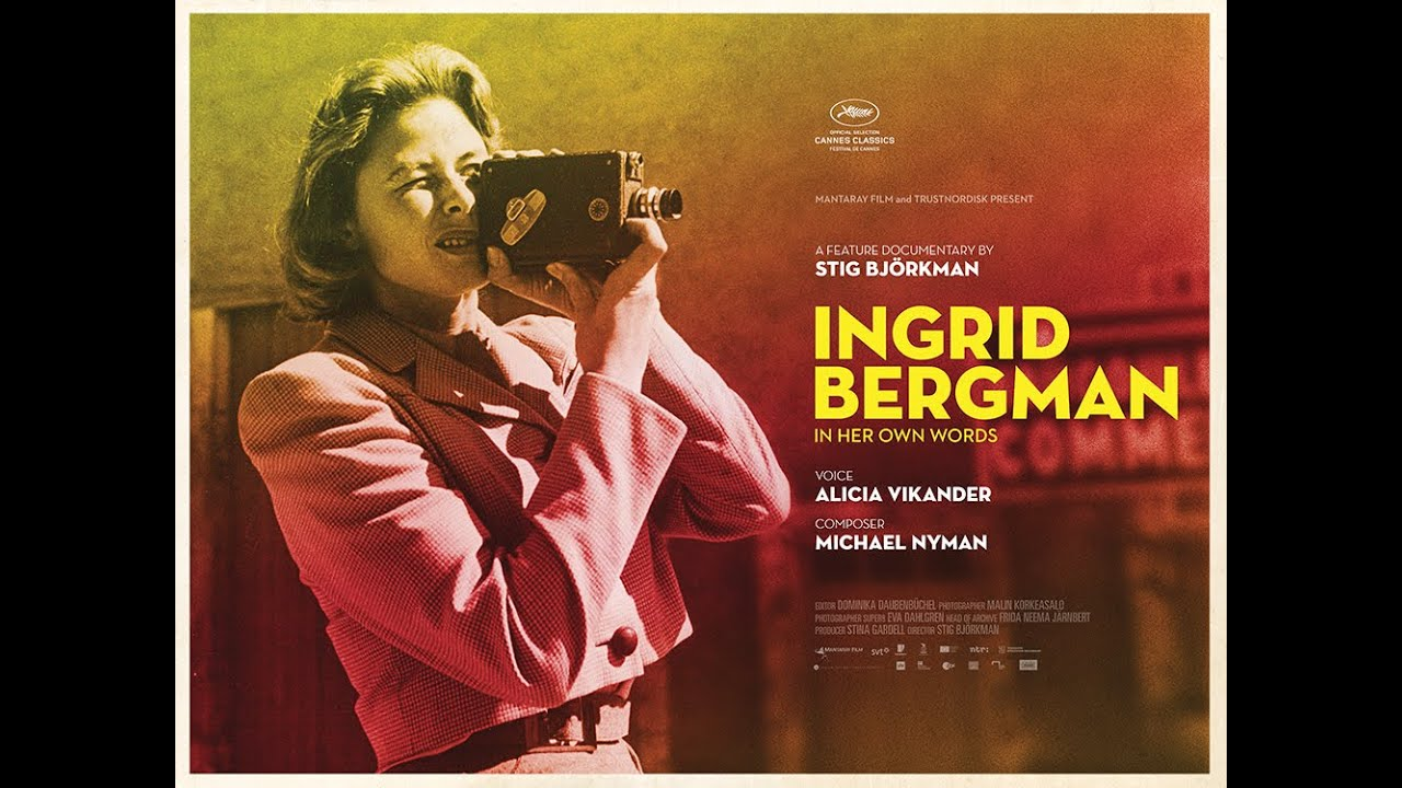 Image result for Ingrid Bergman in her own words