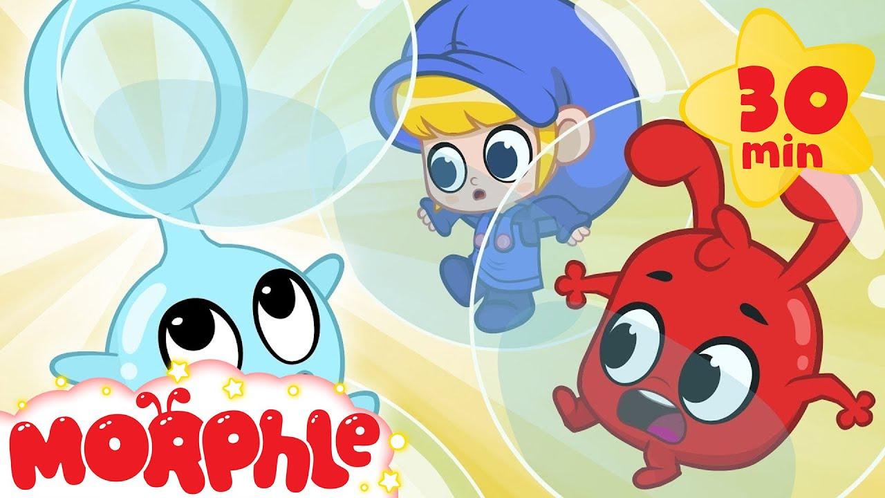 Morphles Bubble Adventure - My Magic Pet Morphle | Cartoons For Kids | Morphle TV | BRAND NEW