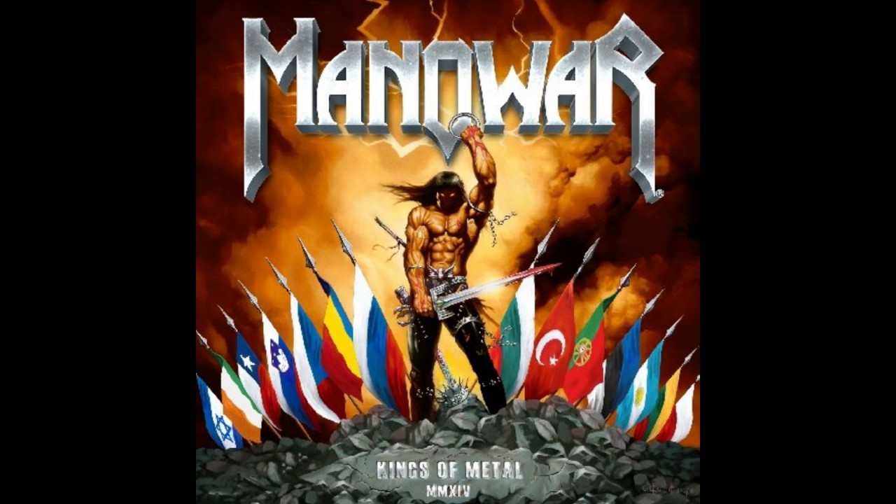 Band Wallpapers Hd Manowar Hail And Kill Hd Youtube