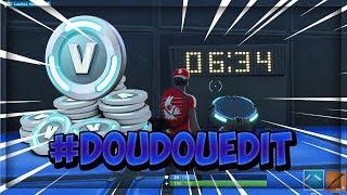 LAST DAYS FOR PARTICIPER AND WIN V-BUCKS FORTNITE #EDITDOUDOU