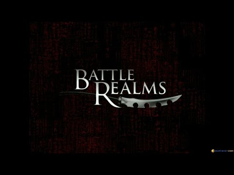 Battle Realms: Winter Of The Wolf Gameplay (PC Game, 2002)