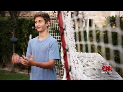 CNN Heroes Young Wonder: Isaiah Granet