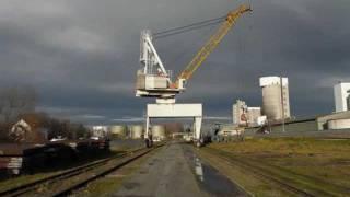 ...SKS zum Hafen Salzgitter