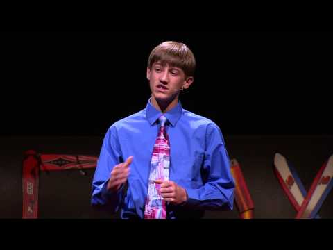 Golf | Zane Schemmer | TEDxYouth@ParkCity