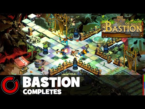 Bastion - Completes - #7