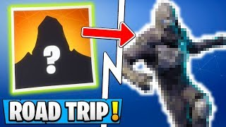 *NEW* Fortnite Road Trip Skin! | Enforcer Story SOLVED! ( 5.3 Update )