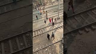 Kolkata train accident.....