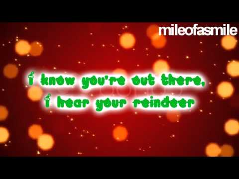 Shake It Up Christmas by Train with Lyrics