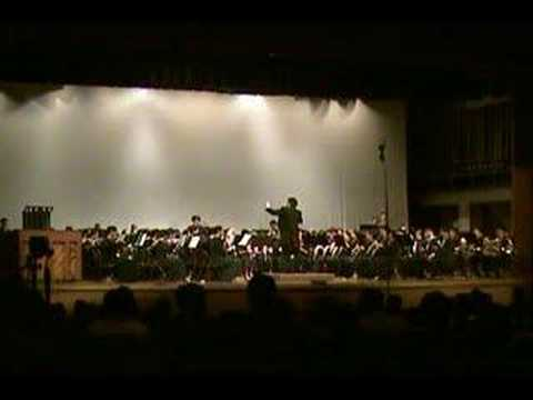 USA Premiere: Magellan's Voyage To The Unknown Continent- Moanalua HS Symphonic Wind Ensemble