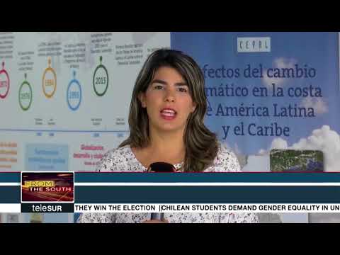 Venezuelan FM Closed Economic Commission For LatAm and the Caribbean