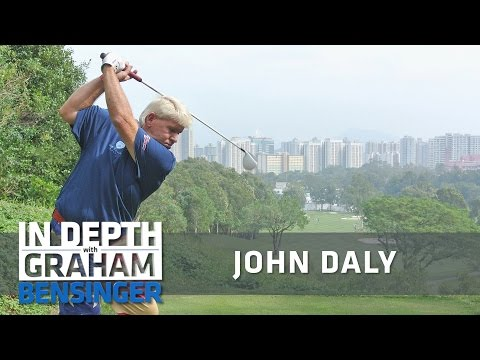 John Daly: Practicing hurts my golf game