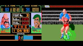 Arcade Game: Super Punch-Out!! (1984 Nintendo)
