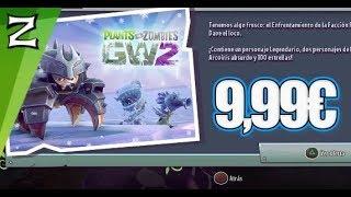 ¿Por Que Tanto Paywall? - Plants vs Zombies Garden Warfare 2