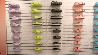 Crocs Donating Shoes to Health…
