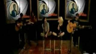 The Veronicas - Burnin Up (performance)(Jonas Brothers cover)